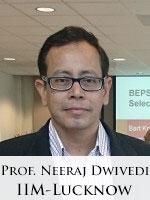 Prof Neeraj Dwivedi