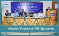 Induction Program at MDI Gurugram