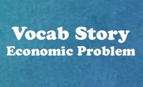 Vocab Story