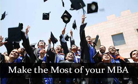 Make the Most of your MBA