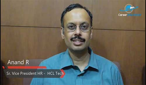 Anand R, Sr. Vice President HR - HCL Tech